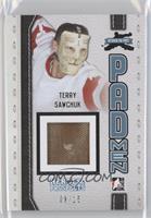 Terry Sawchuk /15