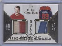 Gordie Howe, Wayne Gretzky /5