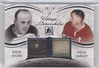 Eddie Shore, Doug Harvey /10
