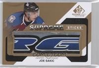 Joe Sakic /12