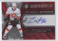 Spectrum Red Rookie Auto - Tyler Wotherspoon /199