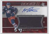 Spectrum Red Rookie Auto Jersey Level 1 - Marko Dano /399