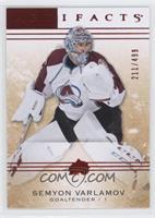 Semyon Varlamov /499