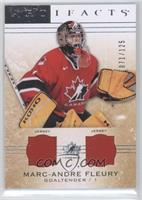 Marc-Andre Fleury /125