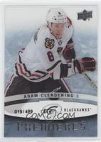 Adam Clendening /499