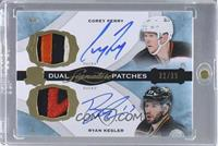 Corey Perry, Ryan Kesler /35