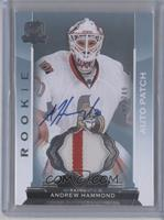 Rookie Patch Autograph - Andrew Hammond /249