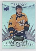 Level 1 Rookie Premieres - Colton Sissons /499