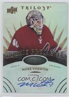 Level 2 Rookie Premieres Autographs - Mark Visentin /399