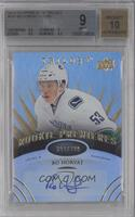 Level 2 Rookie Premieres Autographs - Bo Horvat /399 [BGS 9]