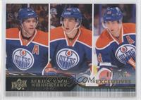 Jordan Eberle, Taylor Hall, Ryan Nugent-Hopkins /100
