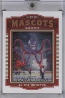 Mascots - Al The Octopus