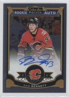 Rookie Autographs - Sam Bennett