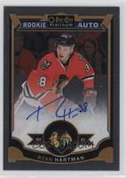 Rookie Autographs - Ryan Hartman