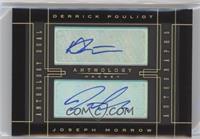 Derrick Pouliot, Joe Morrow /1