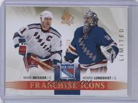 Franchise Icons - Mark Messier, Henrik Lundqvist /10