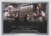All Time Moments Multi-Player - Joe Sakic, Patrick Roy