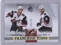 Franchise Icons - Oliver Ekman-Larsson, Shane Doan /199