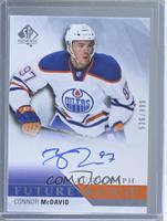 Future Watch Autographs - Connor McDavid /999