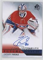 Future Watch Autographs - Zachary Fucale /999