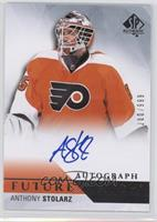 Future Watch Autographs - Anthony Stolarz /999