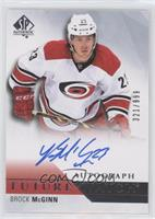 Future Watch Autographs - Brock McGinn /999