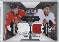 Bobby Ryan, Mike Hoffman