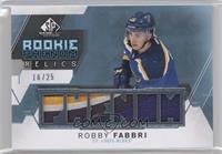 Robby Fabbri /25