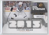 Jordan Nolan /125