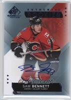 Authentic Rookies - Sam Bennett