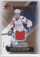Authentic Rookies - Stanislav Galiev /399