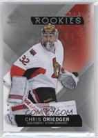 Authentic Rookies - Chris Driedger /32