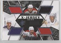 Theoren Fleury, Paul Coffey, Luc Robitaille, Larry Robinson