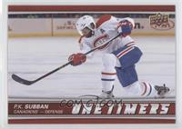 Achievement - P.K. Subban