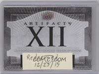 Rookie Redemption XII [REDEMPTIONBeingRedeemed]