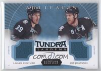 Logan Couture, Joe Pavelski /399