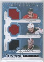 Charlie Coyle, Jason Pominville, Darcy Kuemper /199