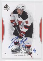 Zach Parise (2007-08 SP Authentic) /2