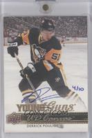 Young Guns - Derrick Pouliot (14-15 Upper Deck Canvas) /10