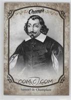 Short Prints - Samuel de Champlain