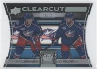 Ryan Johansen, Nick Foligno /25