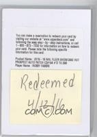 Hot Prospects Auto Patch - Robby Fabbri /299 [REDEMPTION Being Redeem…