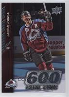 600 Goals - Jarome Iginla