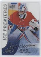 Premieres Level 2 - Zachary Fucale /499