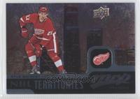 NHL Territory - Kyle Quincey