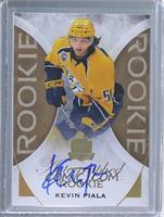 Rookie Autograph - Kevin Fiala /36