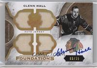 Glenn Hall /15