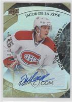Rookie Premiere Uncommon Autograph - Jacob de la Rose /499