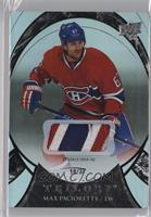 Season Stats Patch - Max Pacioretty /37