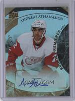 Rookie Premiere Uncommon Autograph - 2015-16 SPx Update - Andreas Athanasiou /3…